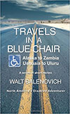 Travels in a Blue Chair cover image